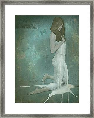 Shavata Framed Print by Steve Mitchell