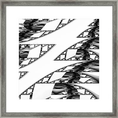 Shazam Framed Print by Vic Eberly