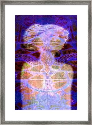 SHE Framed Print