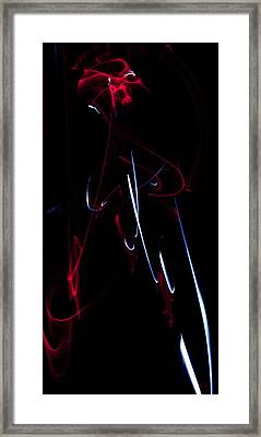 Framed Print featuring the photograph She Never Loved You by Xn Tyler