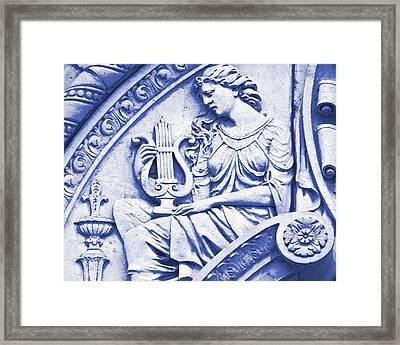She  Framed Print by Slade Roberts