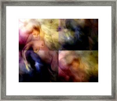 She Sleeps She Dreams Framed Print by Shelley Bain