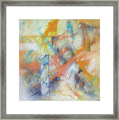 Shed Framed Print by Ralph Levesque
