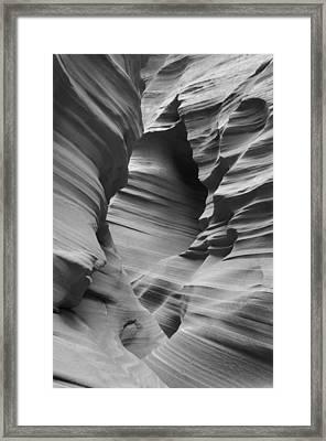 Sheepshead Canyon 7819 Framed Print