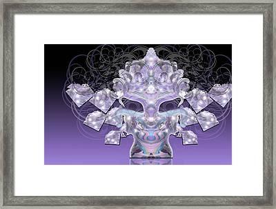 Sheilatia Framed Print