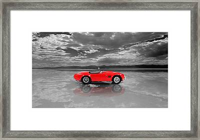 Shelby Cobra 1965 Framed Print by Mark Rogan