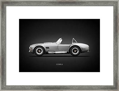 Shelby Cobra 427 Sc 1965 Framed Print by Mark Rogan