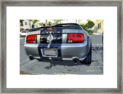 Shelby Framed Print