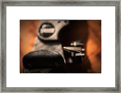 Framed Print featuring the photograph Shelf Rest by Tim Nichols