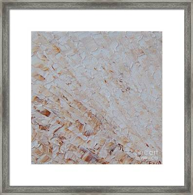 Shell Framed Print by Emily Young
