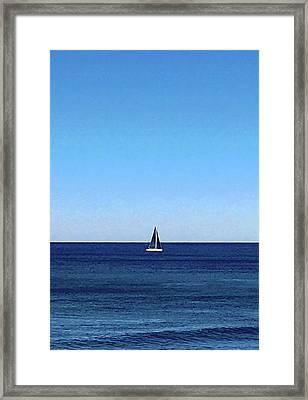 Shelley Park No. 61-1 Framed Print