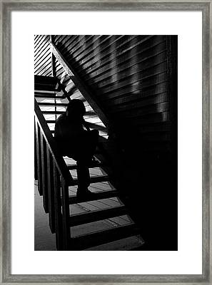 Framed Print featuring the photograph Shelter by Eric Christopher Jackson