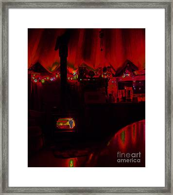 Shelter Framed Print by JoAnn SkyWatcher