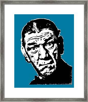 Shemp Framed Print