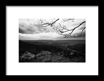 Shenandoah Framed Prints