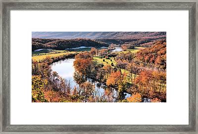 Shenandoah  Framed Print