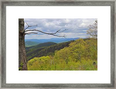 Shenandoah National Park Framed Print
