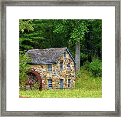 Shenandoah Valley Framed Print