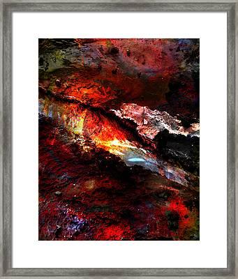 Framed Print featuring the photograph Sheol by Ken Walker