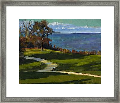 Sheridan Park No.5 Framed Print by Anthony Sell