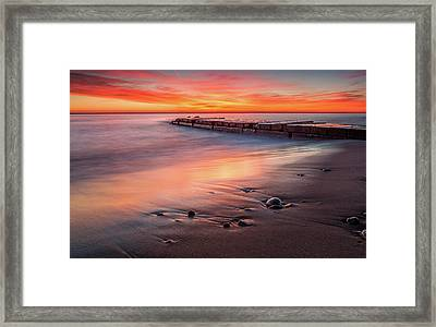 Sheridan Sunrise Framed Print