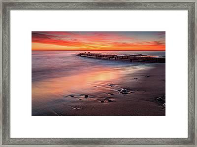 Sheridan Sunrise Framed Print