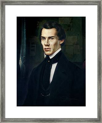 Sherlock Framed Print by Joe Roberts