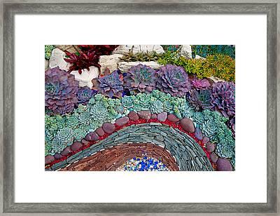 Sherman Gardens Study 45 Framed Print