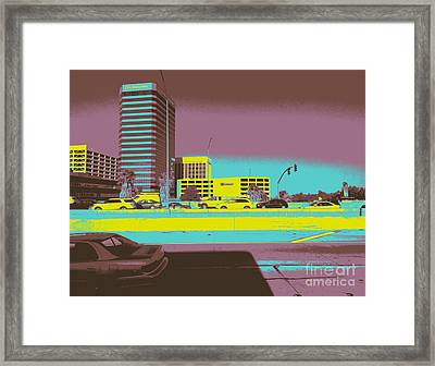 Sherman Oaks Framed Print