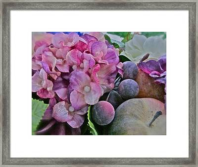 Sherry's Love Framed Print by Gwyn Newcombe