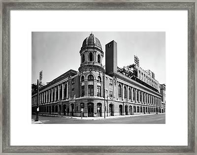 Shibe Park - Philadelphia Framed Print