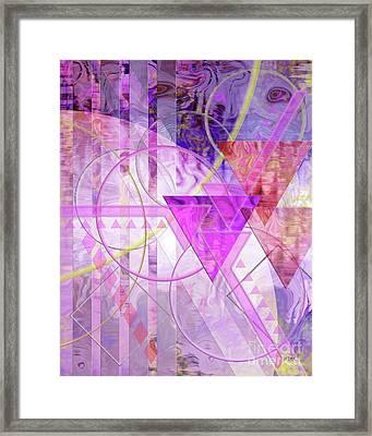 Shibumi Spirit Framed Print by John Beck