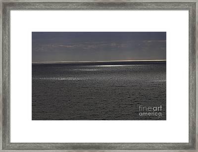 Shimmer Of Light Framed Print by Gerlinde Keating - Galleria GK Keating Associates Inc