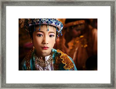 Shinbyu Framed Print