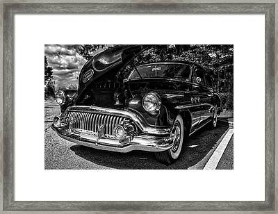 Shine Framed Print by Dennis Baswell