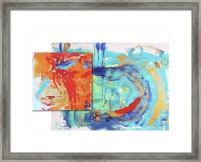 Shine From Within Framed Print