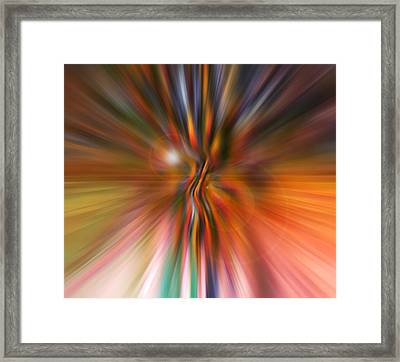Shine On Framed Print by Linda Sannuti