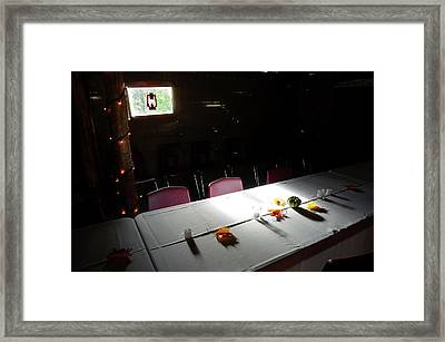 Shine On Framed Print