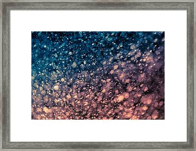 Framed Print featuring the photograph Shine by TC Morgan