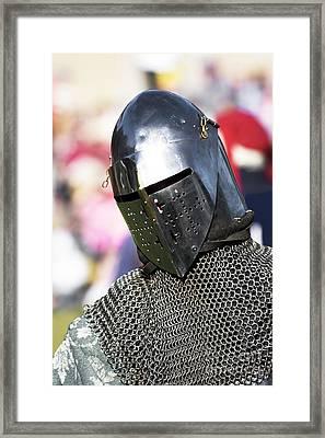 Shining Knight Framed Print by Jorgo Photography - Wall Art Gallery