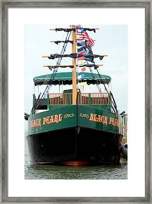 Ship 18 Framed Print by Joyce StJames