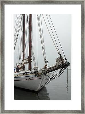 Ship 21 Framed Print by Joyce StJames
