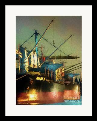 Merchandise Digital Art Framed Prints