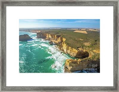 Shipwreck Coast Victoria Framed Print