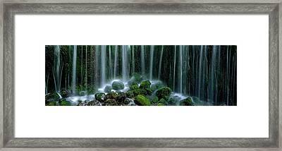 Shiraito Falls Japan Framed Print
