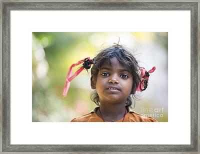Shivama Framed Print