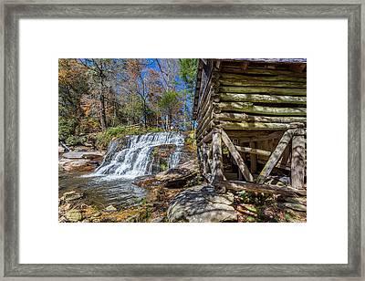 Shoal Creek 1 Framed Print