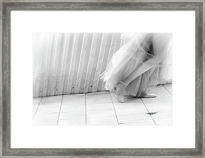 Shoes #6334 Framed Print