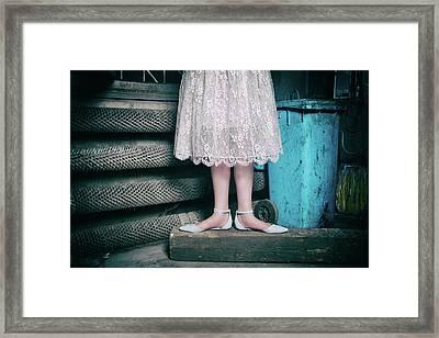 Shoes #6429 Framed Print