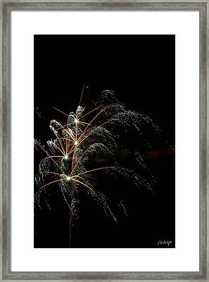 Shooting Stars Framed Print by Phill Doherty